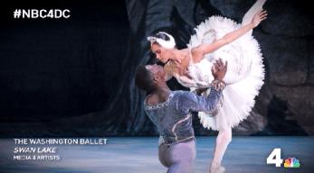 Making History: Male Ballet Dancer Inspires Next Generation