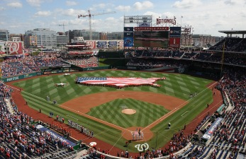 Nationals Park To Host 2015 Winter Classic