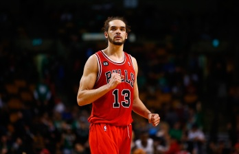 Bulls' Noah, Wiz Security Get Into Argument