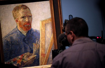 Van Gogh Up Close in Philly
