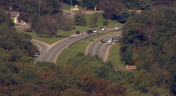 Shooter Opens Fire in Prince George's County in Area of Silver Hill Road and Suitland Parkway