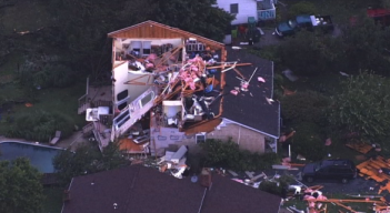 Tornado Reported in Md.; Thousands Without Power