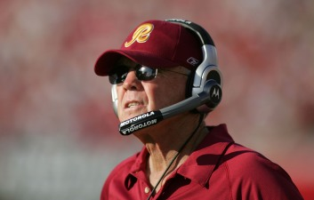 "Joe Gibbs on RGIII: ""I'm Fired Up"""