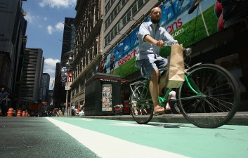 Biking to be Green?  Find Your Best Route