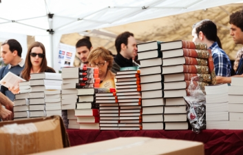 Urban Book Festival in Baltimore
