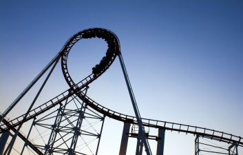 Six Flags Opens for Spring Break