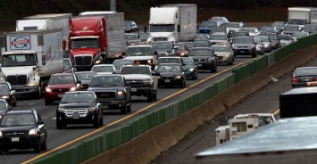 Overnight Capital Beltway Lane Closures Through Friday