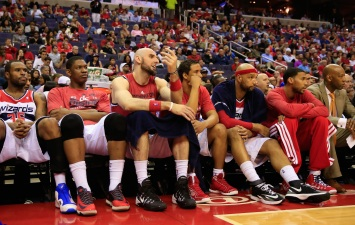 Wizards Ice Cold In Game 3 Loss