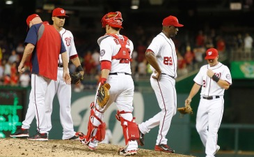 Soriano Loses Nationals Closer Role