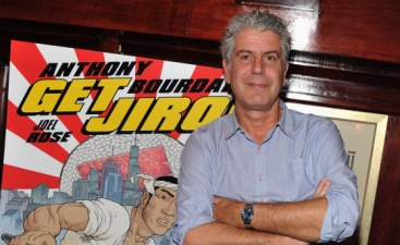 Bourdain's 'Guts & Glory' in Baltimore
