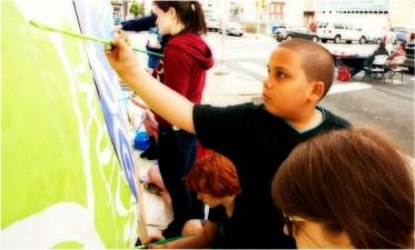 Mural Tours Demonstrate Graffiti for Good