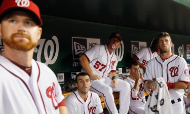 Nats' Increase In TV Ratings Highest In MLB