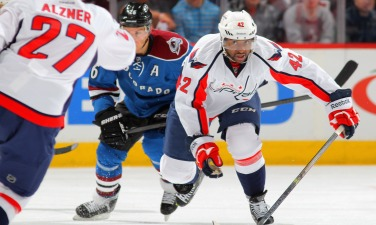 Caps' Ward Provides Perspective On Trotz