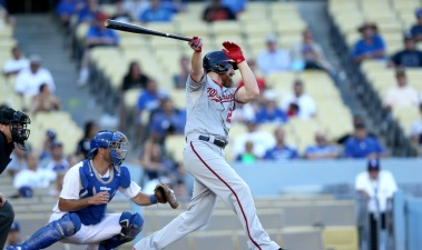 LaRoche Clutch in Nationals Victory