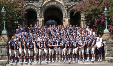 Georgetown Football Team Holding Open Tryouts For Placekickers