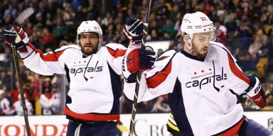Capitals, Maple Leafs Face Off in Opening Round