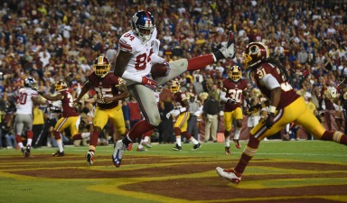 'Skins Drop 45-14 Game to Giants