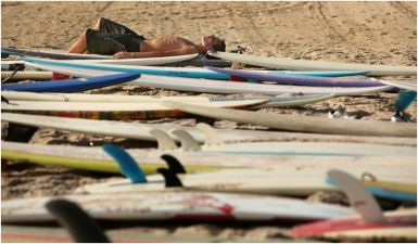 Ride the Waves: East Coast Surfing Competition