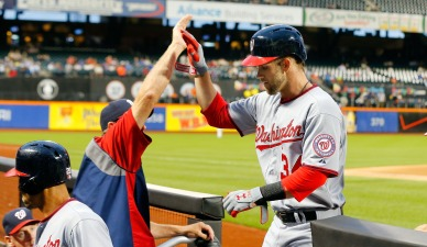 Nats Continue Road Domination of Mets