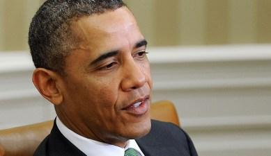 Obama Unveils His NCAA Tournament Bracket