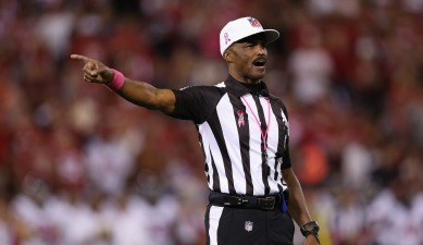 NFL Ref Avoided Redskins Games Because Of Name