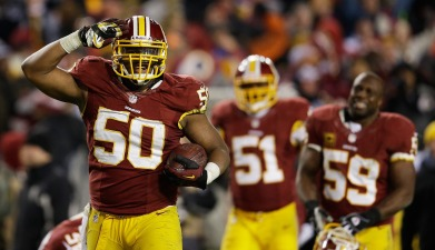 Redskins Trim Roster to 75 Players