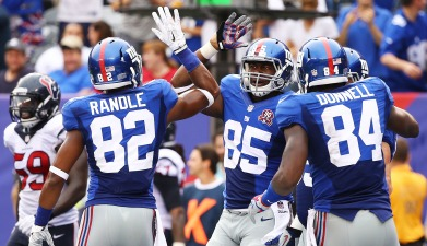 The 'Skinny: Week 4 v. Giants