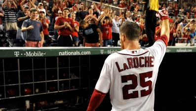 LaRoche's 1st Career Walk-Off Homer Lifts Nats