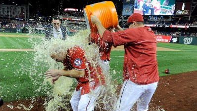 Walk-Off Weekend Has Nats Streaking