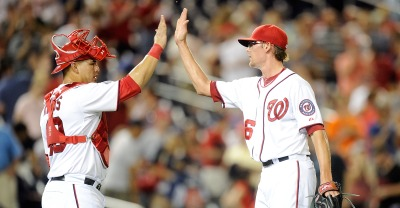 Nats' Clippard Added to NL All-Stars