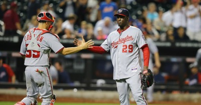 Nats Make Franchise History Against Mets