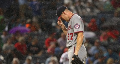 Strasburg Terrible On The Road