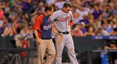 Zimmerman Out With 'Substantial' Hamstring Strain