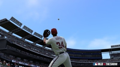 "Harper Candidate For ""MLB 13 The Show"" Cover Vote"