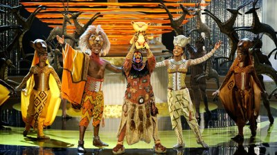 'The Lion King'  Roars in Baltimore