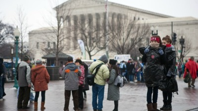 Thousands Gather for DC Pro-Life Rally
