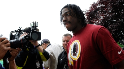 Redskins Sign RGIII