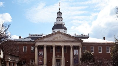 Former Mont. Co. Officer Sworn in to Md. House