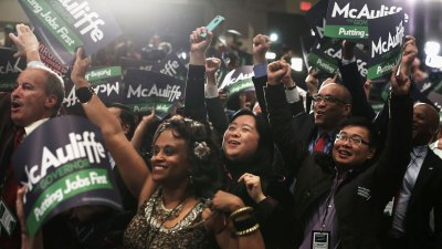 Black Voters: Reason McAuliffe Won in Va.