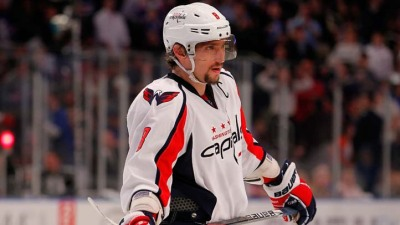 "Ovechkin's ""Soul"" Stays With Caps"