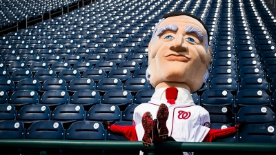 Racing Presidents Welcome Calvin