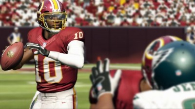 "RGIII Earns 83 Rating in ""Madden"""