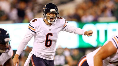 What If Cutler Was Redskins' QB?