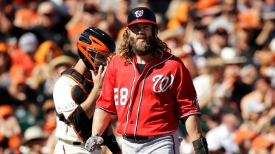 Nationals Reinstate Jayson Werth