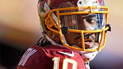 RGIII Prepares for Heavier Preseason Workload