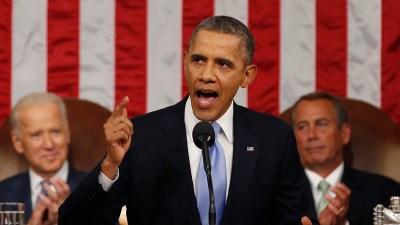 Obama Aims to Influence 2016 Debate in SOTU