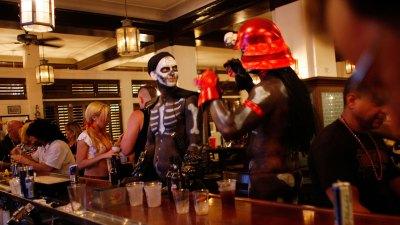 Halloween 2013: Bar Crawls & Events