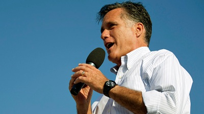 AM Read: Romney Campaigning in Loudoun