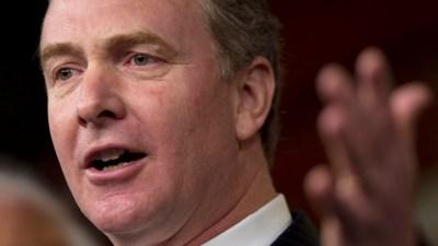 Van Hollen, NIH Head to Warn Against Shutdown