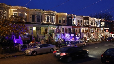 Baltimore's Enduring Eccentricities Shine at Christmas